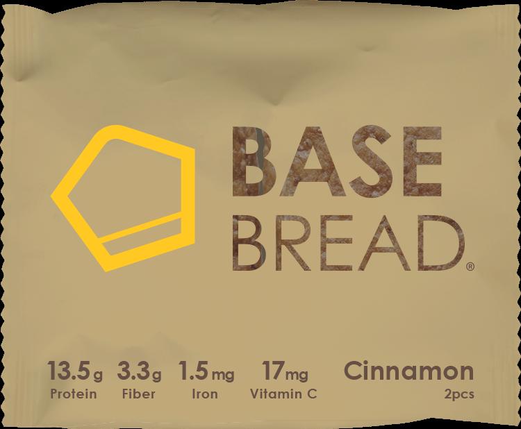 BASE BREAD cinnamon