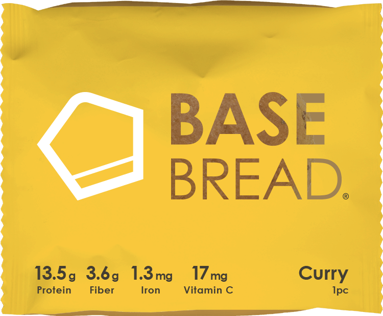 BASE BREAD curry